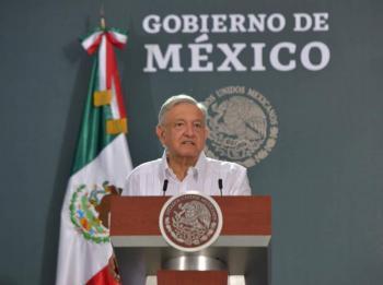 MÉXICO EN LUGAR 18 DE FALLECIMIENTOS A NIVEL MUNDIAL, INFORMA PRESIDENTE