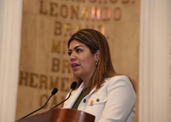 Da positivo a Covid-19 la diputada local panista América Rangel