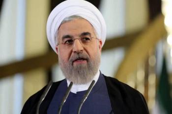 Presidente de Irán califica como