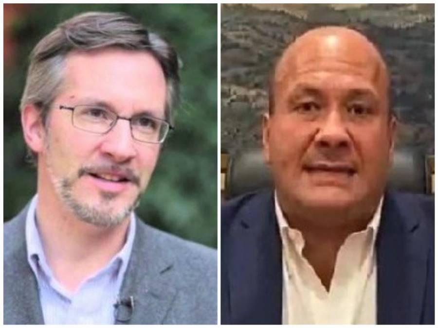Ackerman critica a Alfaro y lo llama Mini Trump
