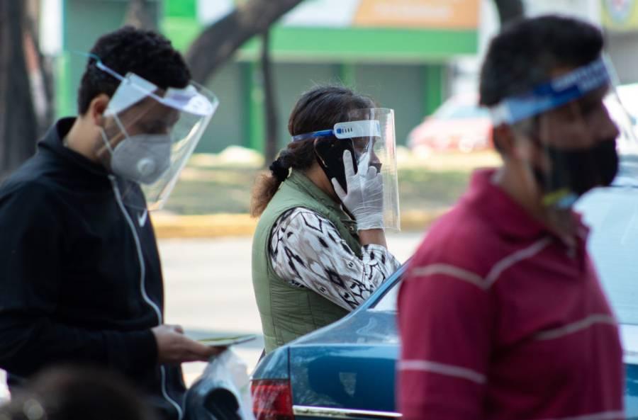 México supera las 13 mil muertes por Coronavirus; 110 mil 026 casos confirmados