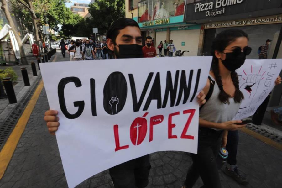 La ONU-DH condena la muerte de Giovanni López en Jalisco
