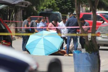 Descubren cadáver en coladera de Paseo de la Reforma