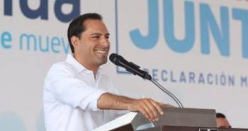 Yucatán ignora semáforo federal, anuncian que pasa de rojo a naranja