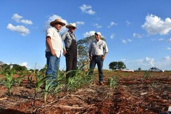 Agricultura se compromete a realizar prácticas sustentables en el campo nacional