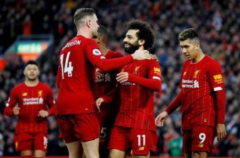 Liverpool enfrentará al Everton el 21 de junio en la Premier League