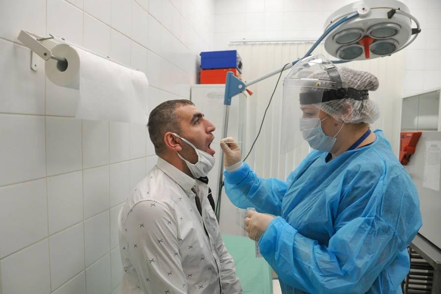 Rusia registra 458 mil contagios y 5 mil 725 muertes por Covid-19