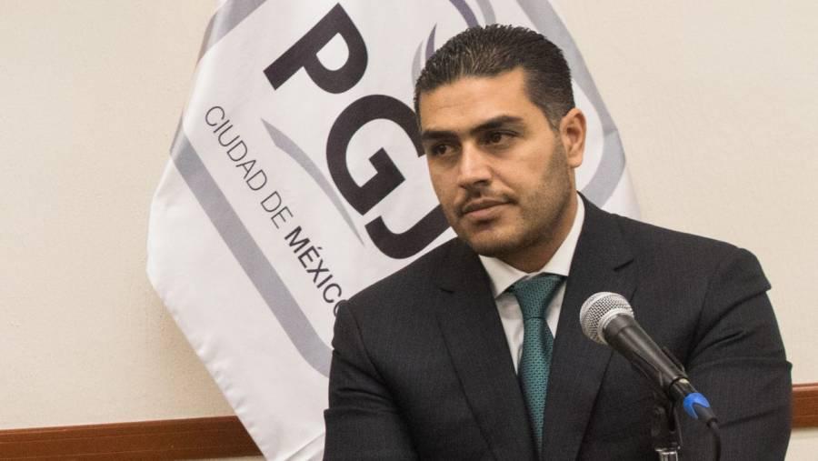 Es fake news la renuncia de Omar García Harfuch