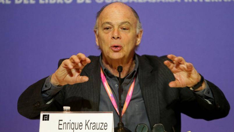 Krauze agradece comparación de AMLO