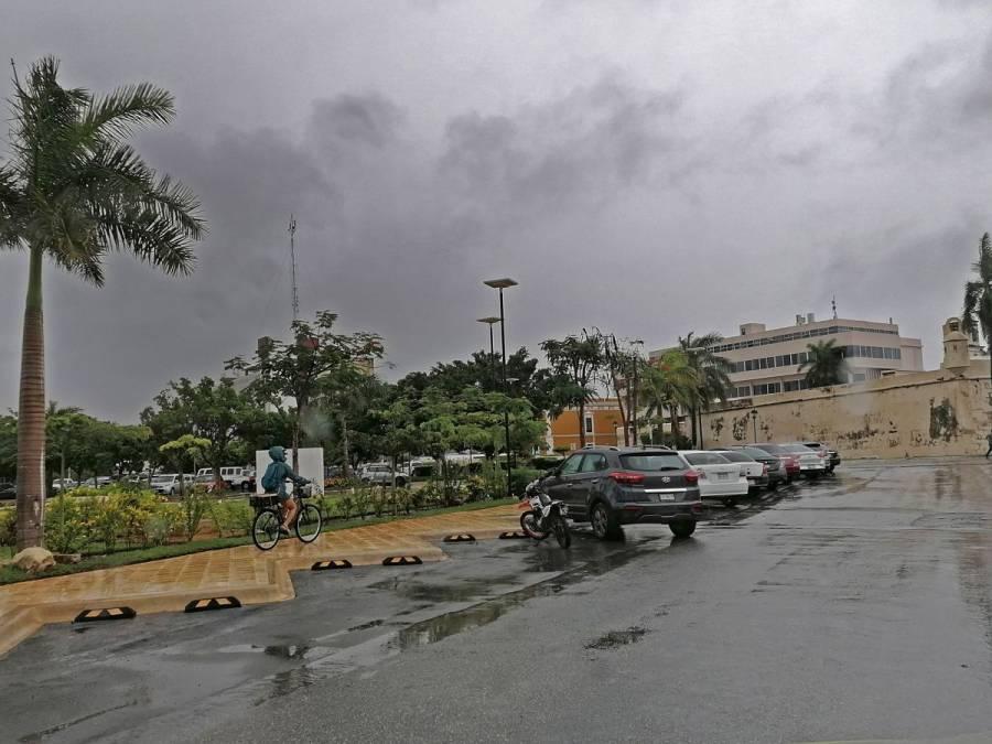 Más de mil 700 yucatecos están en albergues por tormenta Cristóbal