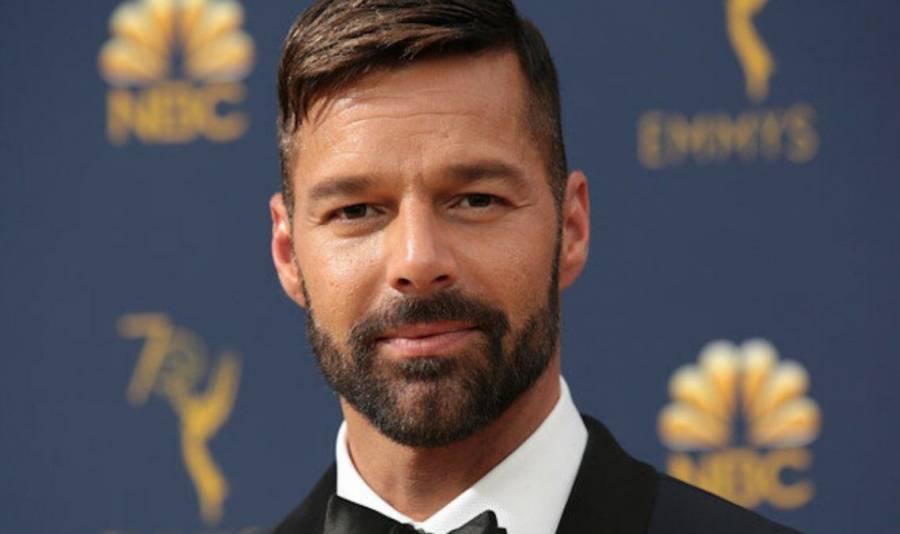 Ricky Martin asegura que su vida corre peligro en Estados Unidos