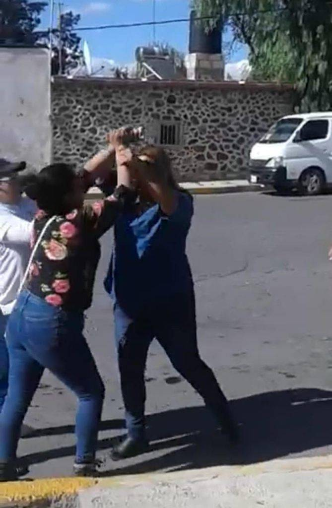 VIDEO: Regidora de Morena protagoniza pelea y es exhibida en redes sociales