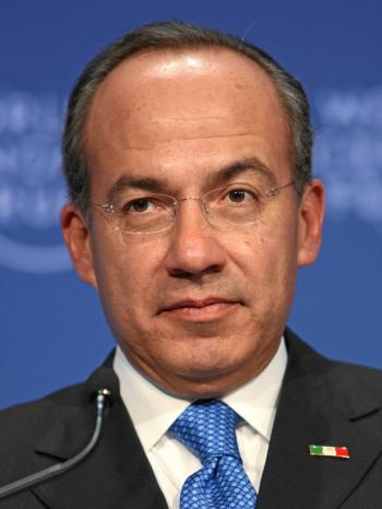 Calderón confunde México