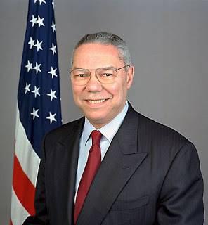 Powell votará por Biden en noviembre