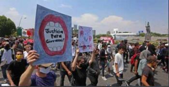 Detienen a seis hombres por vandalizar Palacio de Gobierno en Jalisco