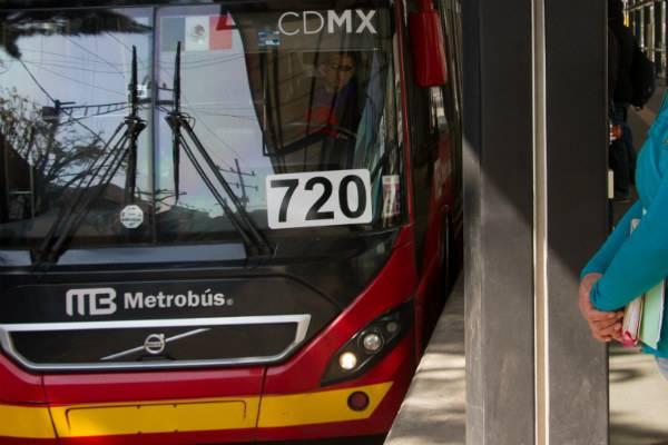 Anuncia Metrobús fechas programadas para los nuevos cierres temporales
