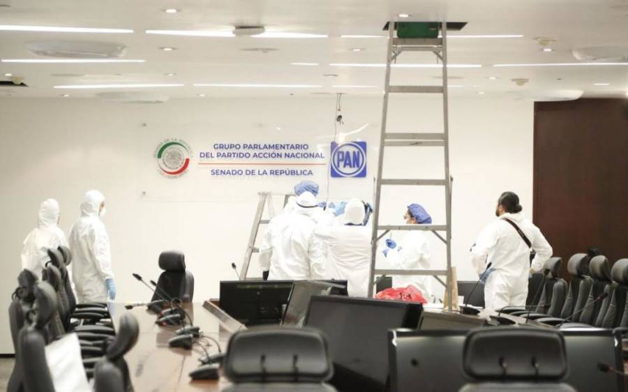 Se congratulan senadores de Morena de que FGR dictaminó no espionaje