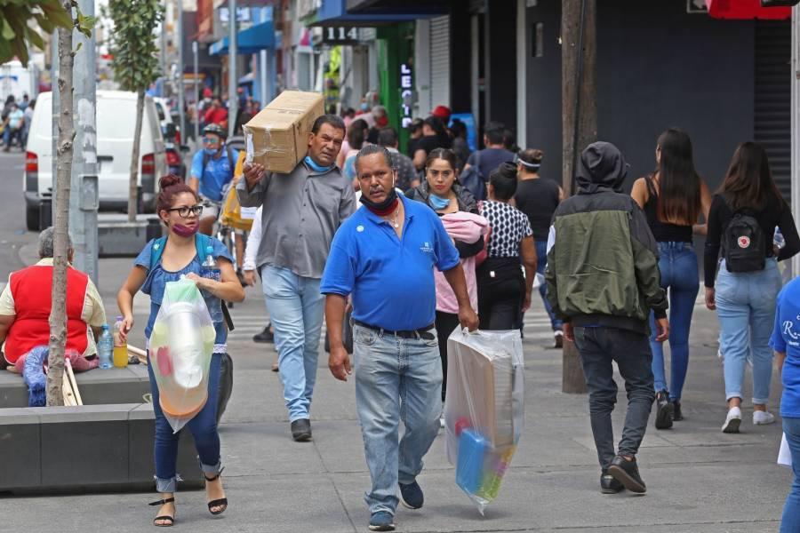 La mayoría de la población en México aún es susceptible a sars-cov-2