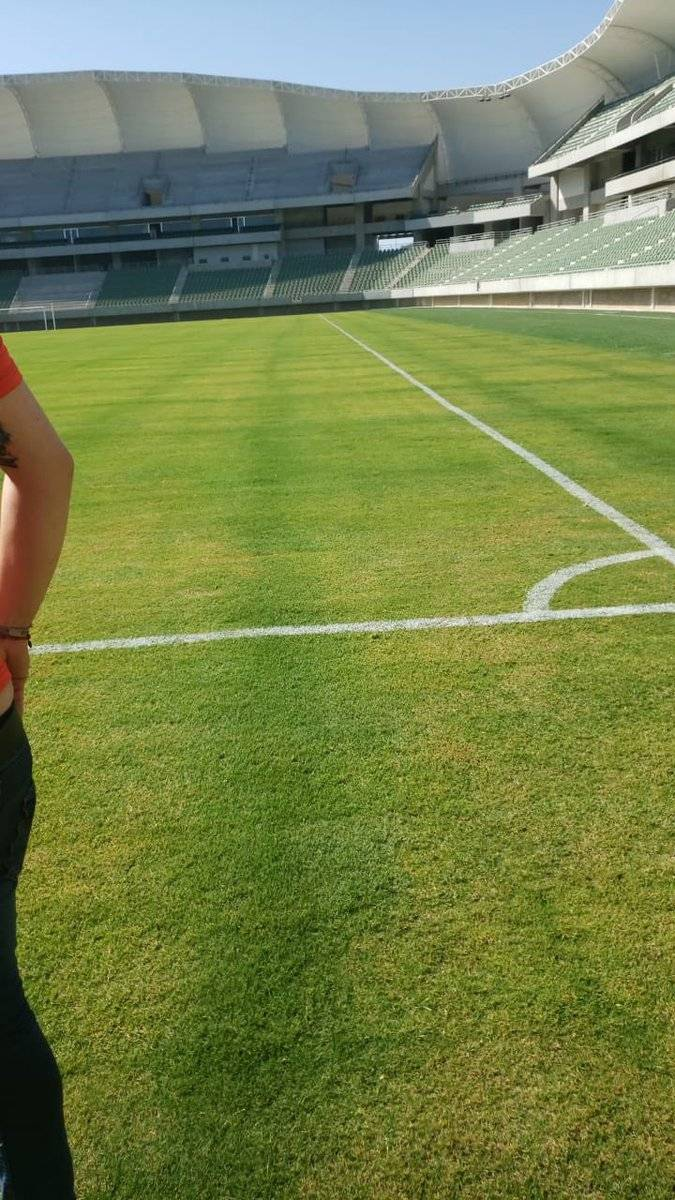 Gobernador de Sinaloa emocionado por nuevo estadio; ya quiere ver al América