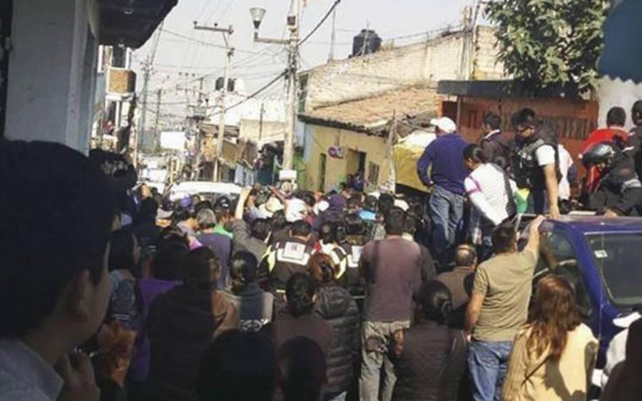 Evita alcaldía de Cuajimalpa linchamiento en Chimalpa
