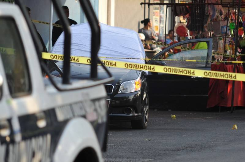 El día más violento del 2020 en México