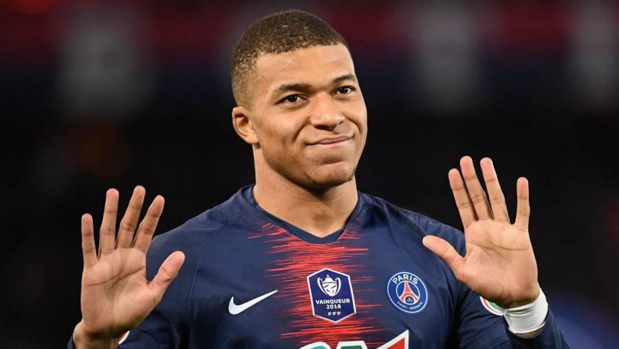 Mbappé, jugador más caro del mundo; Jiménez entra en Top 100