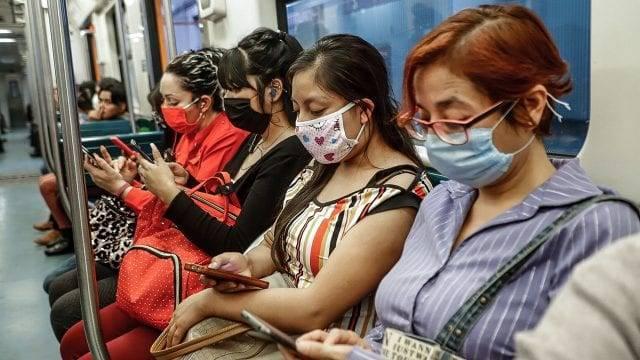 30 usuarios del Metro han presentado síntomas de COVID-19