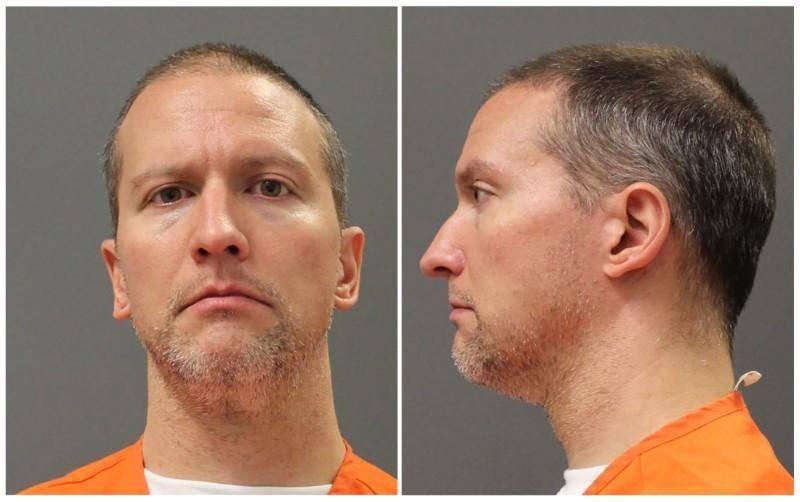 Fianza de 1mdd a policía acusado del asesinato de George Floyd