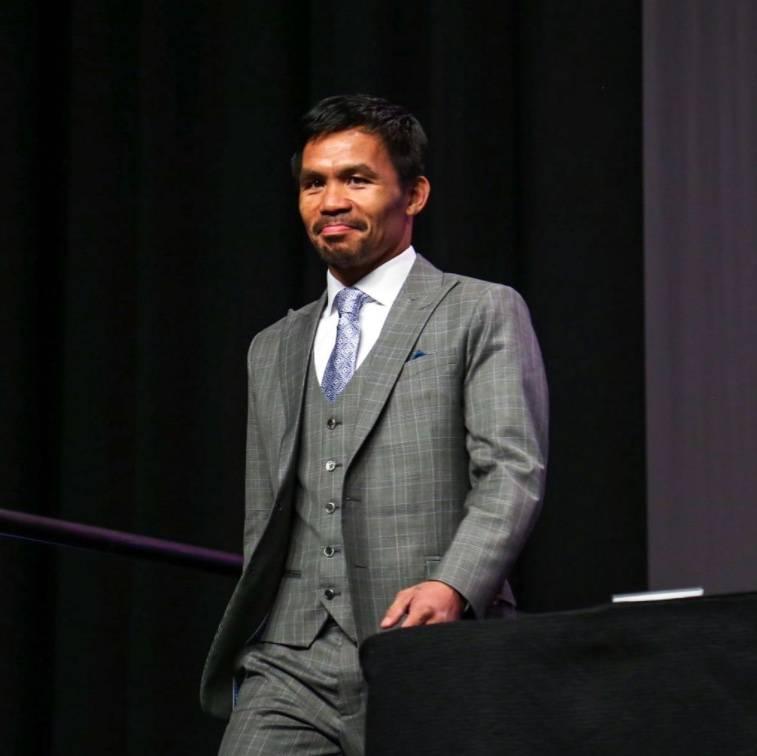Manny Pacquiao quiere ser presidente de Filipinas en 2022