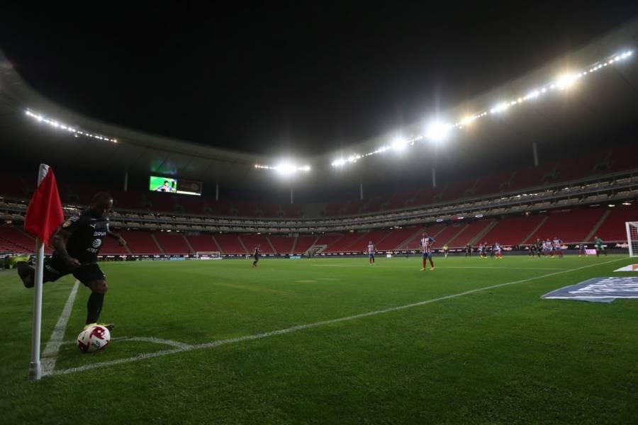 Secretaría de Salud federal hace recomendaciones a la Liga MX para su regreso