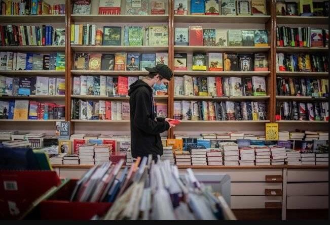 Librerías entran a nueva normalidad en 6 estados