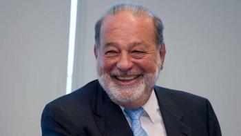 Carlos Slim gana casi 20 mil millones de pesos en un día
