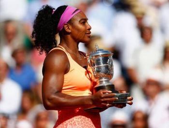 """Serena Williams: """"La discriminación y racismo me han motivado a superarme"""""""