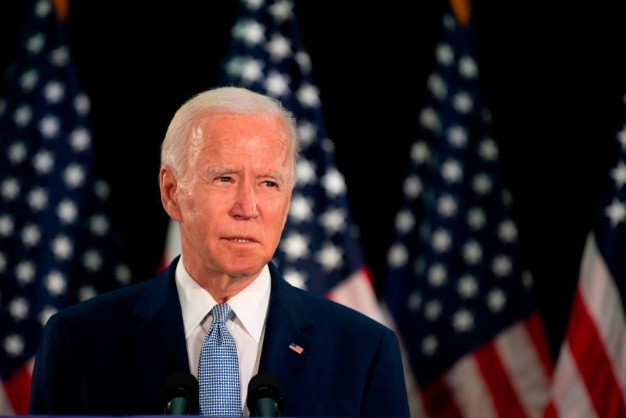 """Biden: """"Llegó el momento de la justicia racial en EE.UU."""""""