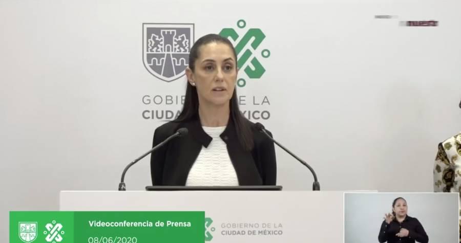 CDMX supera los 30 mil casos acumulados