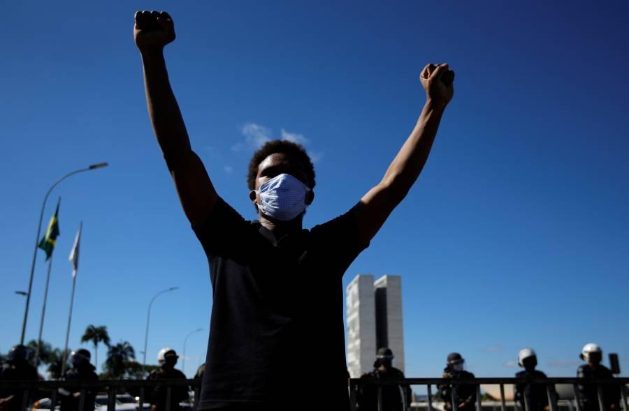Tribunal pide al Gobierno de Brasil volver a publicar datos sobre el Covid-19