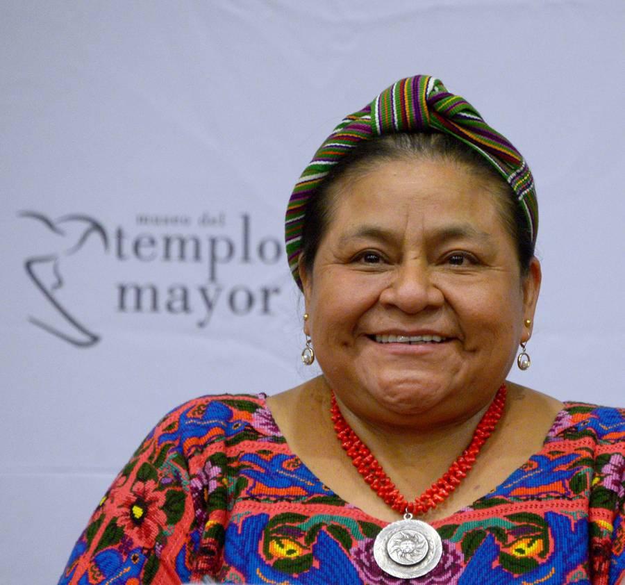 RIGOBERTA MENCHÚ, RECONOCE ESFUERZOS DE LA UNAM ANTE CORONAVIRUS