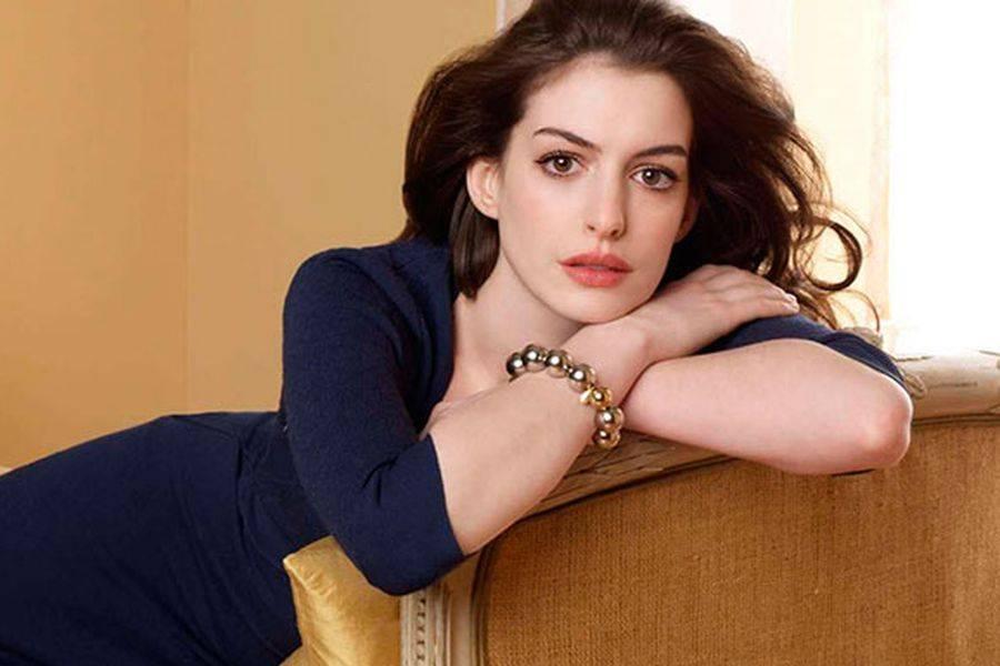No te lo pierdas! así se vería Anne Hathaway si fuera hombre -  ContraRéplica - Noticias