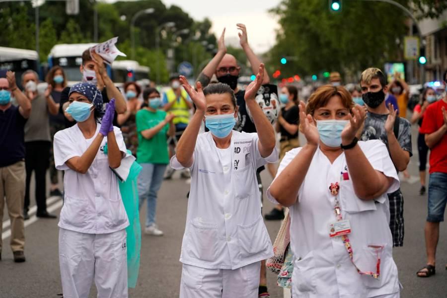 España registra cero muertes a causa de Covid-19 por tercer día consecutivo