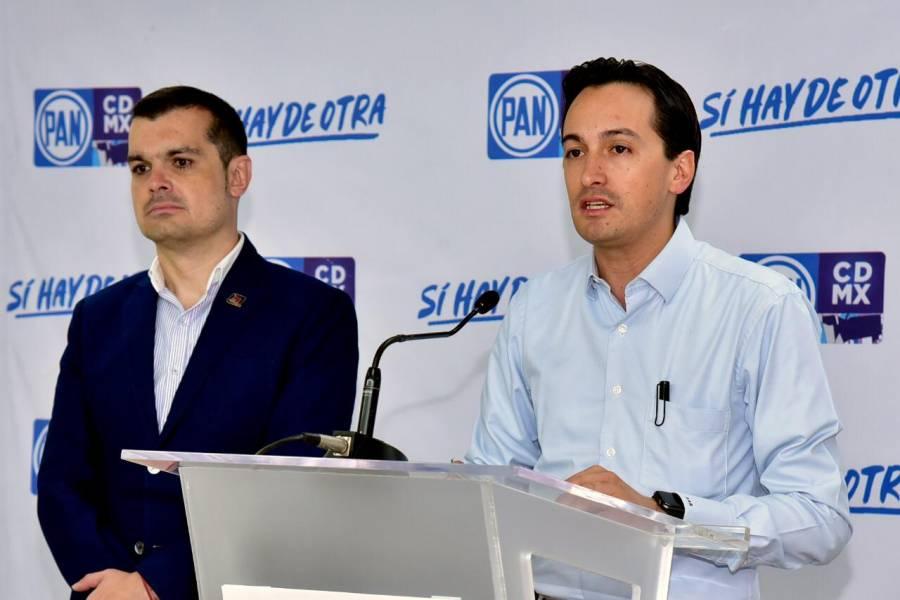 PAN-CDMX exige transparencia en uso de recursos para obras en Tláhuac