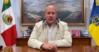 Alfaro levanta cargos a manifestantes en Jalisco