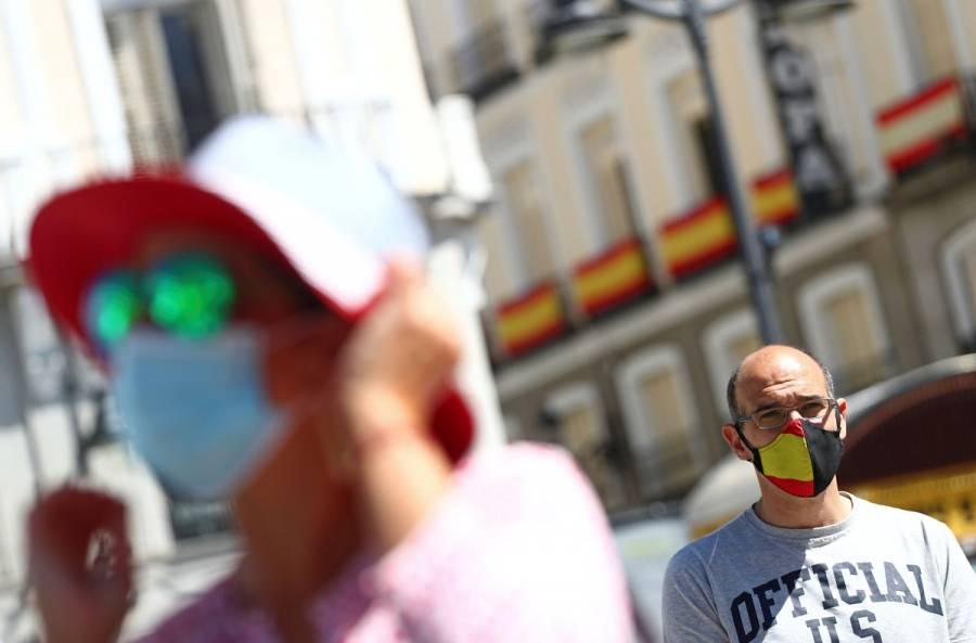 España registra 167 nuevos contagios de Covid-19