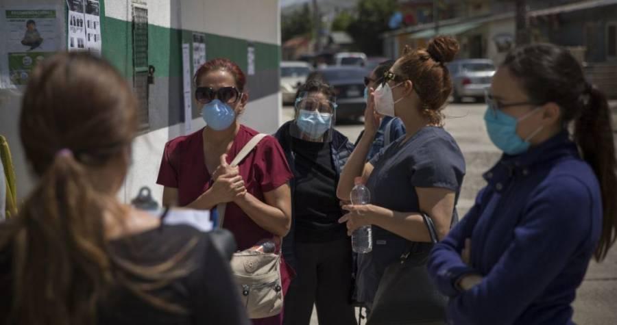 México vive el momento más peligroso de la pandemia: OMS