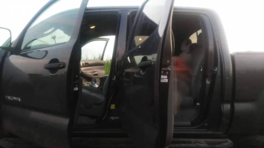 Asesinan y dejan 4 cadáveres en una camioneta en Veracruz