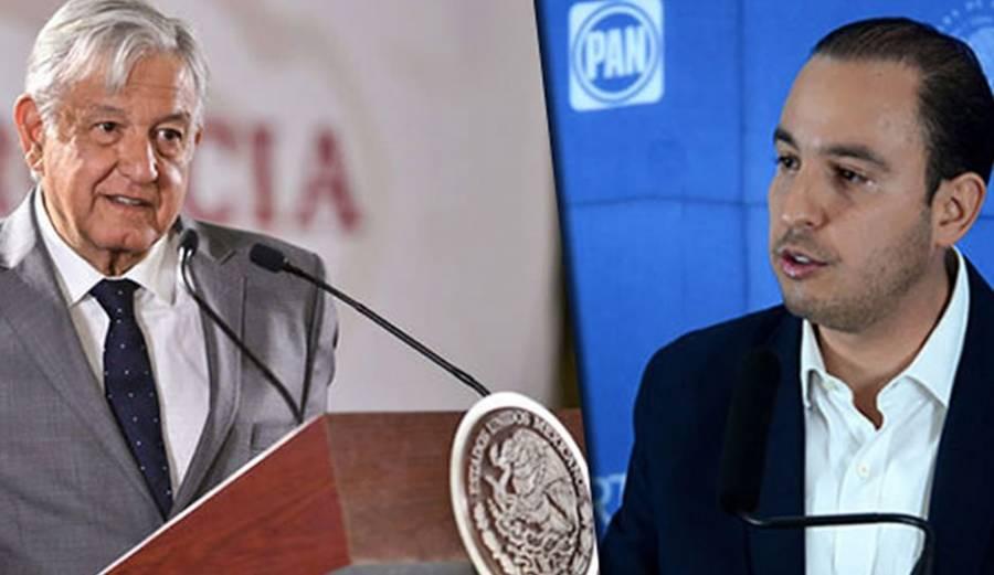 México no es el país de un solo hombre: Marko Cortés a AMLO