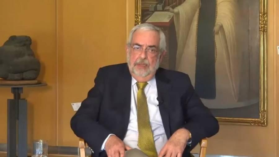 Enrique Graue informó sobre actividades de la UNAM en tiempos de Covid