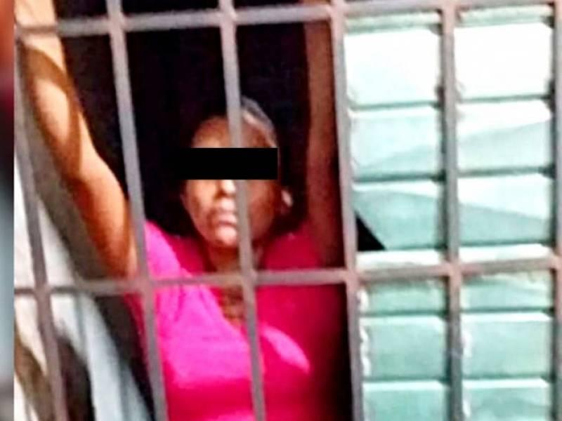 Mujer mixe se defiende de su agresor y la encarcelan con su hija de 3 años