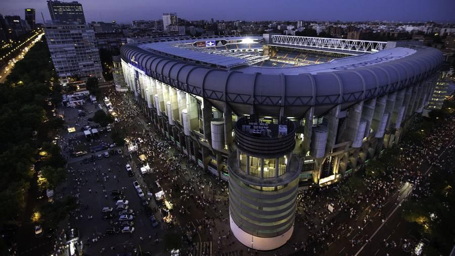 Madrid se apunta para recibir final de la Champions