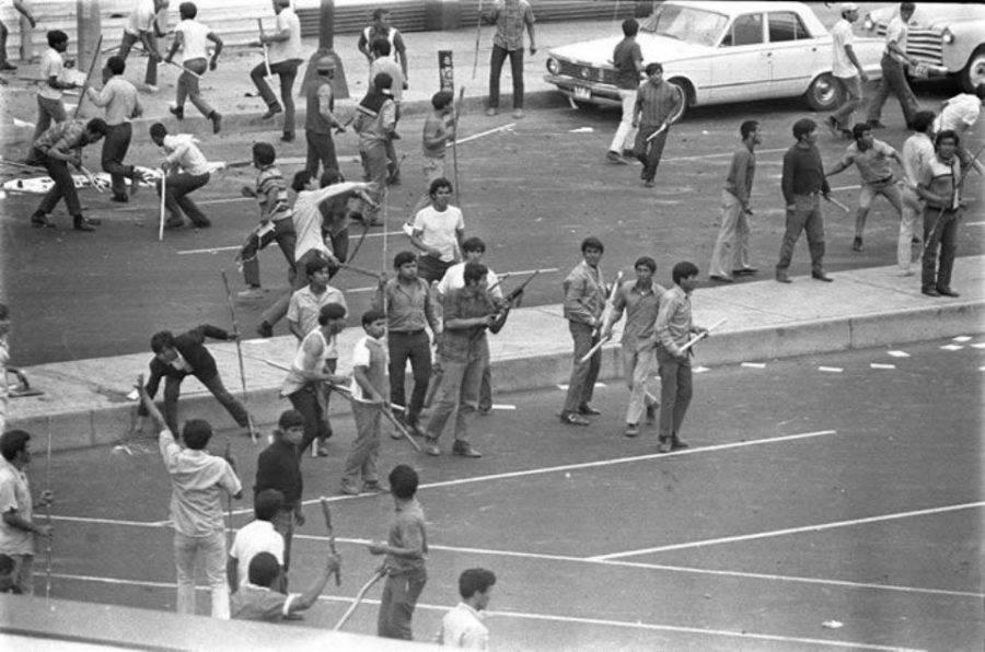 """Se cumplen 49 años del """"Halconazo"""", la matanza de estudiantes"""