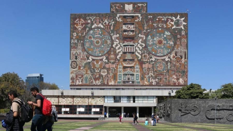 La UNAM vuelve al ranking de las 100 mejores universidades del mundo